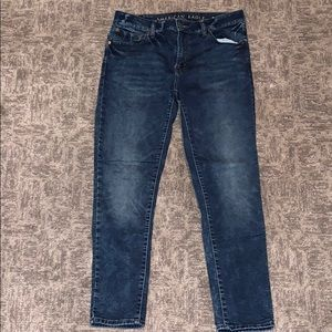 Men's American Eagle Skinny Jeans 33x30